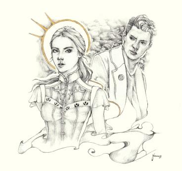 Alina and The Darking